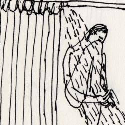 Boy in the Shower